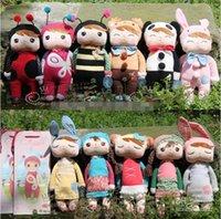 al por mayor juguetes angela-Angela juguetes de peluche Metoo relleno conejo Muñecas Juguetes Niza cuadros Niños Regalos de Navidad