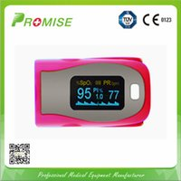 Wholesale Promise Blood oxygen pulse oximeter SPO2 PI PR monitor portable fingertip pulse oximeter PRO F9