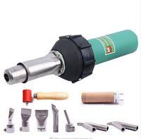 Wholesale 110V V W CE hot air welder gun plastic welding torch hot air welding machine plastic welder gun