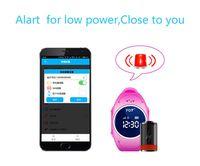 apple wifi security - Q520S Wristwatches GPS Navigation Wifi Locating Children Safe Security Kids Smart Watch Phone Waterproof Child watch