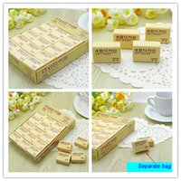 Wholesale Student stationery creative B eraser A feel comfortable eraser