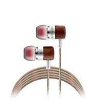 Wholesale dodocool Original DA36 Double Armature and Dynamic Headphone Balanced HIFI In Ear Ear bud Wired Two unit Moving Iron Coil Canalphone Earphon