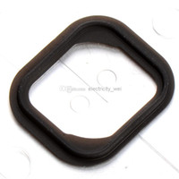 Wholesale Rubber Home Button Key JMHG Gasket Sticker for iPhone S pieces at least