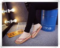 Flip Flops beach house flooring - 2017Women Fabric Flip Flops Indoor House Slippers Summer Sandals Ladies Home Shoes Female Beach Slippers