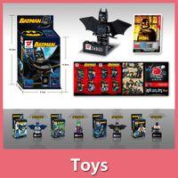 action figures batman lot - Super Hero The Avengers New Star Wars Batman Building Blocks Sets action figure Bricks Toys Dath Stormtrooper