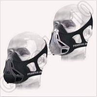 athletic training supplies - Phantom Athletics Training Mask Sports Mask Ausdauer MMA Fitness Training Mask Fitness Supplies With Retail Package CCA5362