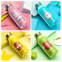 best hand vacuums - The best Shake heat hand warmer cup vacuum cup stainless steel creative cartoon cup children gifts