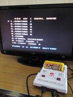 Subor bully D99 console de jeu vidéo à domicile, apte pour tous les jeux de console de jeu de télévision FC NES, double poignée de jeux de cartes, huit machines de jeux