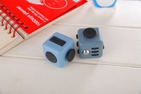 Wholesale 11color New Fidget cube the world s first American original decompression anxiety Toys DHL