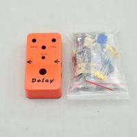 aluminum die cast enclosures - DIY Delay Effect Pedal Parts with B Die Cast Aluminum Enclosure