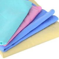Wholesale HOT New Clean Cham Car Washing Cloth Cleaning Towel Wipes Magic Chamois Leather cm