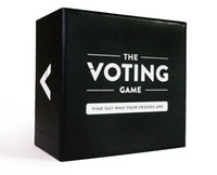 basketball board games - Best quality The Voting Game The Adult Party Game About Your Friends board games
