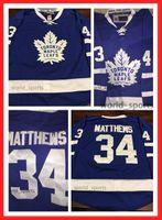 Wholesale Toronto Maple Hockey Jerseys Cheap Leaf Jerseys Matthews Lupul Gilmour van RIEMSDYK Clark White Blue winter classic Stitched