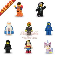 Wholesale Mix styles Super Heros Legos movie super man decoration Pins badges brooches collection DIY charms fit shoes