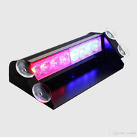 Cheap Strobe Light parts Best 8W 12V Mobile Accessories