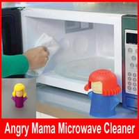 Wholesale Microwave Oven Steam Cleaner Easily Cleans the Crud In Minutes Angry Mama Steam Cleans and Disinfects With Vinegar and Water colors