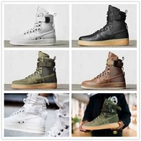 air force special - NEW ARRIVAL Special Forces Airs Boots Black Gum Light Brown Faded Olive Beige Golden Linen Fashion Men Women Running Shoes EUR