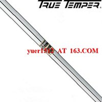 Wholesale TOP TRUE TEMPER Dynamic Gold men s Steel Regular Flex or Stiff flex or shaft Golf Clubs Steel Shaft Inch