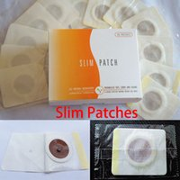 Wholesale New Slim Patches Wonder Patch Abdomen Treatment Patch Fast Slim Patch Fat Burners Weight Loss Products Magnetic Slim Patches WX B95