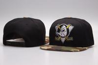 best nhl - 2017 best quality Bones Snapback Hats Ducks bone cap Flat Fashion nhl Hats sports Cheap baseball mens and women caps