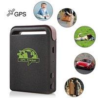 venda por atacado pet rastreador gps-4 banda mini carro GPS Tracker carro GPRS Tracking dispositivo GPS tracker posição para a pessoa do veículo crianças Pet idoso GPS_601