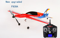 Wholesale New upgraded Wltoys F939A G CH rc airplane remote control airplane rc glider radio control