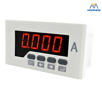 ammeter circuits - ME AA51 black and white LED display Meter high Manufacturers gauge single phase ammeter digital circuit