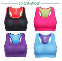 best bra for yoga - Sexy Wireless Quick Dry Bras Elastic Breathable Yoga Sport Vest For Women Your Best Choice Perfect Gift For Your Friends