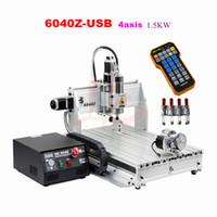 Wholesale Mini cnc router Z USB D cnc milling machine mach3 remote control with free handwheel