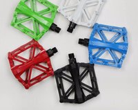 Wholesale hulk sports New Arrival Mountain Bike Bicycle Pedals MTB Road Cycling Sealed Bearing Pedals FIX Pedal