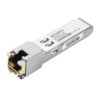 Wholesale Cisco GLC T Compatible Gigabit RJ45 Copper SFP Transceiver Mini Gbic BASE T Optical Module m