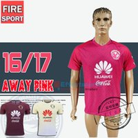 america soccer shirts - Whosales Club America Soccer Jerseys away pink TOP QUALITY Club America Black anos Jersey R SAMBUEZA P AGUILAR Football Shirt