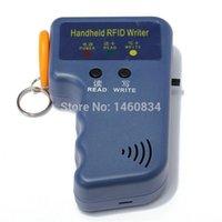 Wholesale Handheld KHz H ID Card Copier Writer RFID Duplicator T5577 H ID Writable Keyfobs Pub Apartment Parking Card