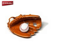 baseball softball gloves - WINMAX Baseball Glove Softball Leather Softball PVC Junior inch Hand Sport Finger Gloves