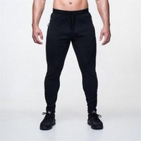 Wholesale GymShark Men Joggers Casual Men fitness sweatpants Joggers pantalon homme Trousers Gymshark clothing Bodybuilding pants