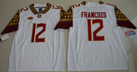 Wholesale Youth Dalvin Cook Jameis Winston Deion Sanders FSU Florida State Seminoles College Football Limited Jerseys red for kids