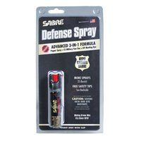 Wholesale SABRE IN Pepper Spray Advanced Police Strength Compact Size with Clip Contains Bursts x Other Brands Foot M Range