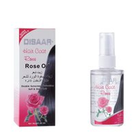 Wholesale Rose Moisturizing Essence Oil Hair care oil Skin and Hair Care oil repair Damaged Hair Shampoo Conditioner