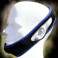Wholesale Anti Snore Stop Snoring Chin Strap Snore Stopper Belt Anti Apnea Jaw Solution Sleep Support High Quality