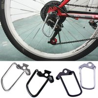 Wholesale Cycling Bike Bicycle Rear Derailleur Protector Frame After Bicycle Accessories Color Chain Stay Guard Gear Protector