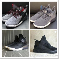Wholesale 2017 hot sale Newest Tubular X Mens Running Shoes High Cut Sneakers Lightweight Y3 Boots Outdoor Athletic