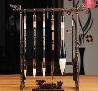 Wholesale Leading brush pen holder pen sets of good Lianhu pen put Putao Si Bao set