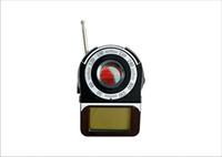 Wholesale Anti Candid Camera CC309 Multi Detector Full Range All Round Detector For Hidden Mini Camera IP Lens GMS RF Signal Detector Finder Free Ship
