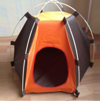 best waterproof tent - Washable Pet Supplies Portable Folding House Sun Tent Indoor Outdoor Waterproof Camping Durable Your Best Choice