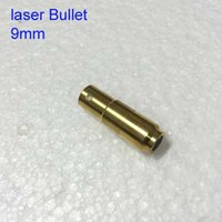 Wholesale 9MM Light Pulse MS Laser Ammo Laser Bullet Laser Cartridge for Dry Fire training and shooting simulation