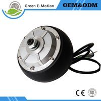 Wholesale 4 inch electric wheel motor V V W W W hub motor electric skateboard bike robot motor