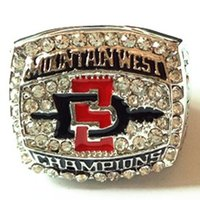 aztecs gold - 2012 Montain West Aztecs Championship Ring