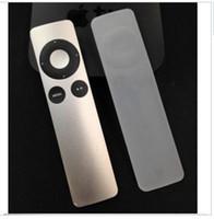 En gros-1PC de haute qualité Silicone Housse de protection Housse pour Apple TV 2 3 Télécommande Controller G9-013