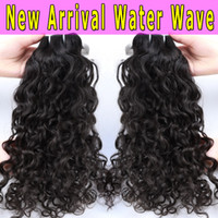 beautiful small machines - New Arrival Virgin Water Wave Brazilian Human Hair Weaving Beautiful And Amazing Small Curl Hair Extensions