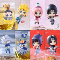 anime mini figures naruto - 2016 MegaHouse Naruto Figure Japanese Anime PVC Collectible Action Figures Model Kids Mini Boys Toys Christmas Gift Hot Toy Products